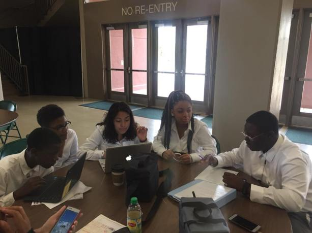 5 Scholars were invited to participate in the State Technology Student Association Competition.